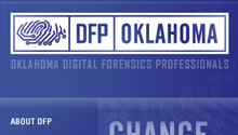 Robert Breisch Portfolio Work - Digital Forensics Professionals Website